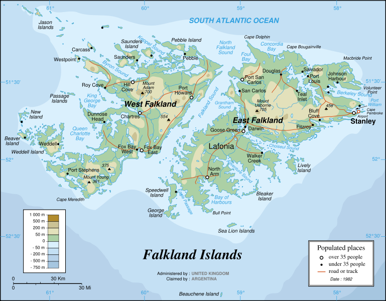 Renewable Energy on the Falkland Islands/Islas Malvinas