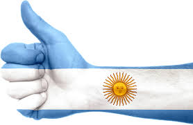 thumbs up argentina
