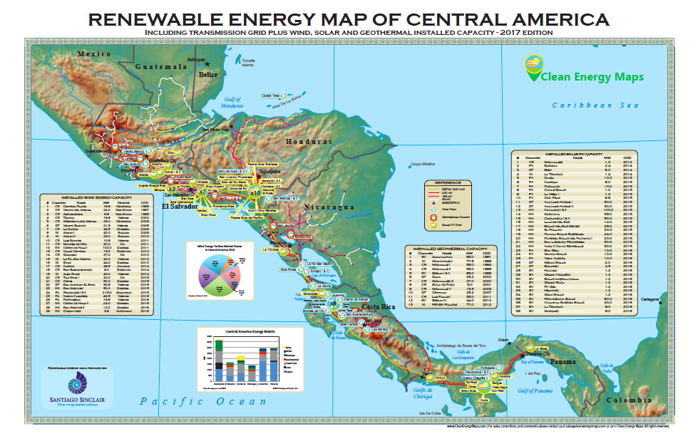 A brief analysis of Central America's recent renewable energy growth