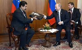 Russia using Latin American decoy to gain control of U.S. energy assets